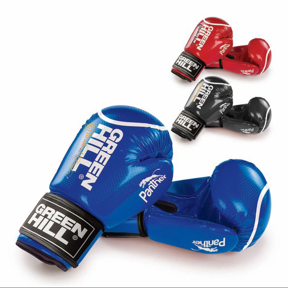 "Boxing Gloves ""PANTHER"" with CIRCLE"