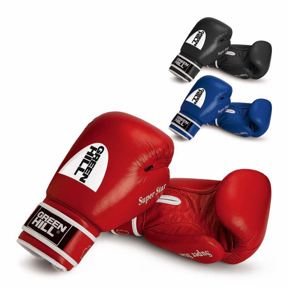 "Boxing Gloves ""SUPER STAR"""