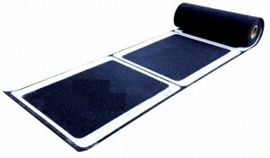 MORGAN 4.5m RUBBER ROLL OUT AGILITY LADDER