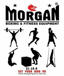 MORGAN WORK OUT  BANNER
