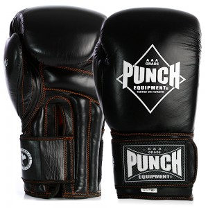 Black Diamond Muay Thai Boxing Gloves