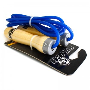 Blue Skipping Rope