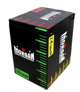 MORGAN 3 IN 1 CROSS FUNCTIONAL FITNESS HIGH DENSITY FOAM PLYO BOX V2