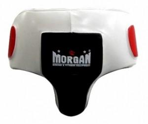 MORGAN V2 PROFESSIONAL LEATHER GEL ABDO GUARD