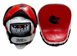 MORGAN V2 MICRO GEL INJECTED LEATHER  SPEED PADS (PAIR)