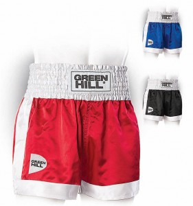 "KICK BOXING SHORT ""FIGHTER"""