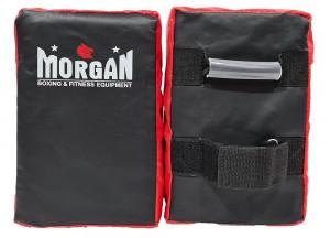 MORGAN SQUARE HAND TARGET PADS (PAIR)