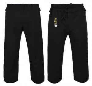 YAMASAKI GOLD CANVAS PANTS (BLACK) - 14oz