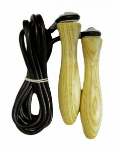 MORGAN ELITE LEATHER SKIPPING ROPES
