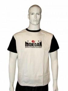 MORGAN T-SHIRT-WHITE