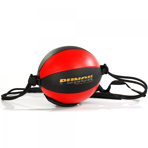"""10"""" Urban Leather Floor to Ceiling Boxing Ball"""