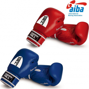 "Boxing Gloves ""SUPER STAR"" AIBA Approved"