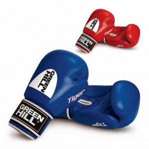 "Boxing Gloves ""TIGER"" AIBA Approved"
