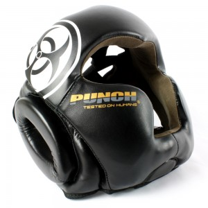 Urban Full Face Boxing Headgear